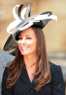 kate middleton tocados