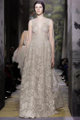 Valentino, Couture, Spring Summer, 2014, Paris