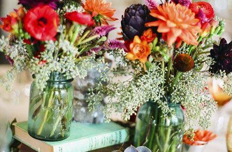 Deco floral para viernes inspiradores.